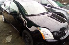 Foreign Used Nissan Sentra 2008 Black Sedan Car