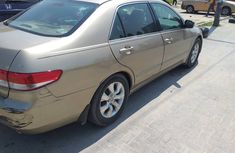 Nigerian Used Honda Accord 2004 Sedan in Lagos