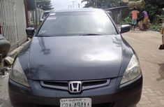 Nigerian Used Honda Accord 2005 Sedan for Sale