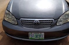 Toyota Corolla for Sale in Lagos Naija Used 2005 Sedan