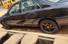 Nigeria Used Toyota Camry Black sedan 1999 Model