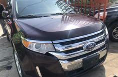 Ford Edge 2012 Model Tokunbo SUV in Apapa
