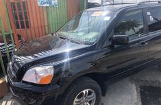 Honda Pilot for sale in Lagos 2005 Tokunbo SUV