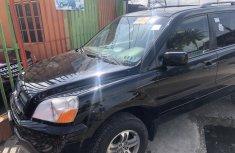 Honda Pilot for sale in Lagos 2005 Tokunbo SUV