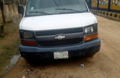 Chevrolet Express Van Foreign Used 2006 Model White