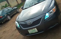 2010 Toyota Camry SE Nigeria Used Grey for Sale