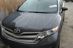 2010 Toyota Venza Foreign Used Grey for Sale in Lagos