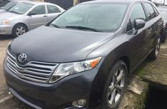 2010 Toyota Venza Foreign Used V6 Black for Sale in Lagos