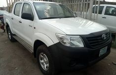 2011 Toyota Hilux Nigeria Used White for Sale