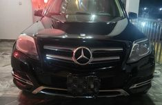 2014 Mercedes Benz GLK350 Foreign Used Black for Sale