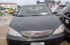 Nigeria Used Toyota Camry Big Daddy 2005 Model Black