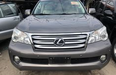 Lexus GX460 2011 Model Foreign Used Grey for Sale