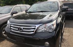 Lexus GX460 2011 Model Foreign Used Black