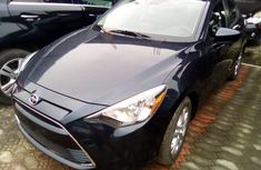 Foreign Used Toyota Scion 2017 Model Blue for Sale