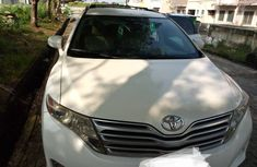 2010 Toyota Venza Nigeria Used White for Sale in Lagos