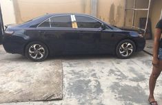 Nigeria Used Toyota Camry 2010 Model Grey