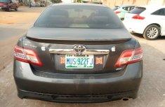 Nigeria Used Toyota Camry SE 2010 Model Grey