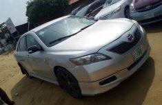 Nigeria Used Toyota Camry SE 2010 Model Silver
