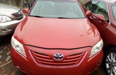 Used Toyota Camry Foreign 2010 Model Red