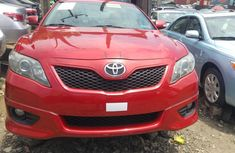Used Toyota Camry Foreign 2009 Model Red for Sale