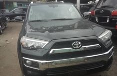Toyota 4Runner 2015 Model Foreign Used Black for Sale