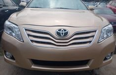 Used Toyota Camry Foreign 2010 Model Gold