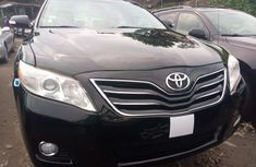Used Toyota Camry Foreign 2010 Model Black