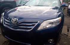 Used Toyota Camry Foreign 2010 Model Blue