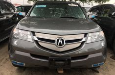 2008 Used Acura MDX Foreign Grey for Sale
