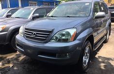 Lexus GX 470 2005 Model Foreign Used Blue
