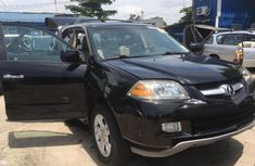 Acura MDX 2005 Model Foreign Used Black