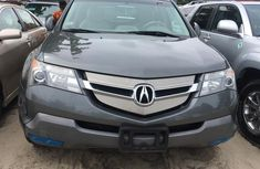 2008 Used Acura MDX Foreign Used Grey for Sale