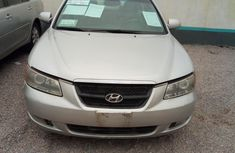 Hyundai Accent 2006 Model Nigeria Used Silver