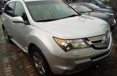 Acura MDX 2007 Model Foreign Used Silver for Sale