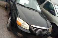 KIA Cerato 2006 Model Nigeria Used Black