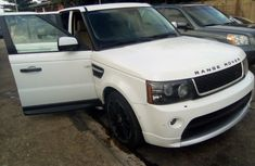 Range Rover Sport 2010 Model Foreign Used White