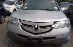 2008 Acura MDX Foreign Used Silver  for Sale