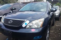 Lexus RX330 2005 Model Foreign Used Grey