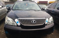 Lexus RX330 2006 Model Foreign Used Black