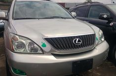 Lexus RX330 2005 Model Foreign Used Silver