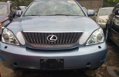 Lexus RX330 2005 Model Foreign Used Blue