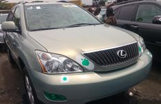 Lexus RX330 2004 Model Foreign Used Silver