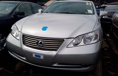 Lexus ES 350 Foreign Used 2008 Model Silver