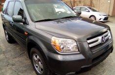 2007 Used Honda Pilot Nigeria Grey for Sale