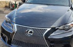 2014 Lexus IS350 Foreign Used Black for Sale