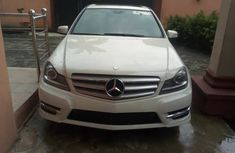 2006 Mercedes Benz C230 Nigeria Used White for Sale