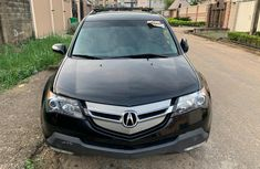 2010 Acura MDX Foreign Used Black for Sale