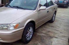 Used Toyota Camry Nigeria 2001 Model Gold for Sale