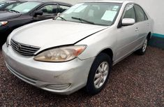 Used Toyota Camry Nigeria Used 2003 Model Silver for Sale