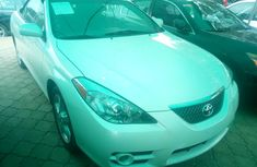 Toyota Solara 2006 for Sale Foreign Used White